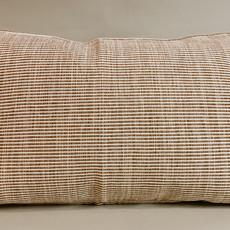 Lumbar Nomad Rust Bone Pillow