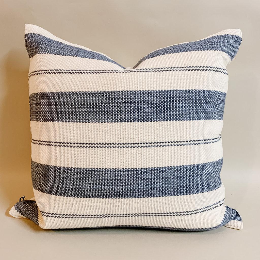 Coastal Blue Pillow