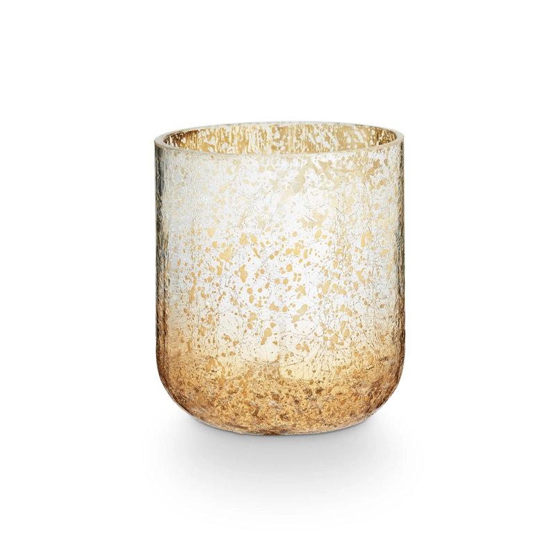 Balsam and Cedar Small Crackle Glass