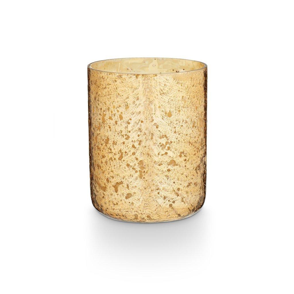 Cassia Clove Small Crackle Glass