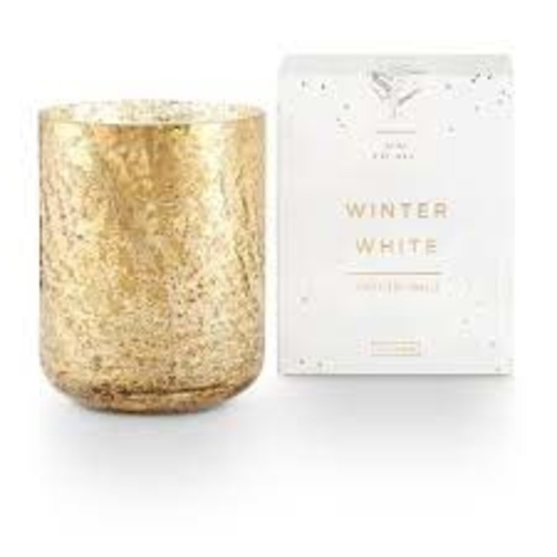 - Winter White Small Candle