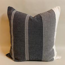 Solo Vega Black Pillow 20x20