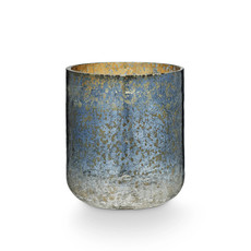 North Sky Large Crackle Glass