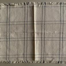 Handmade Denim Check Placemat (set 4)