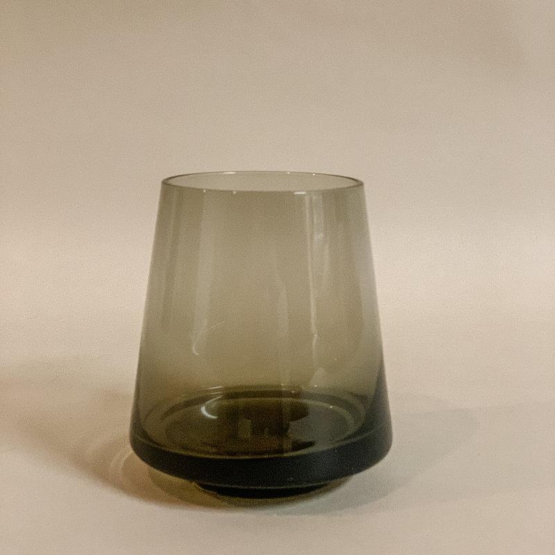 Smoked Stemless Wine Glass/Drinking Glass