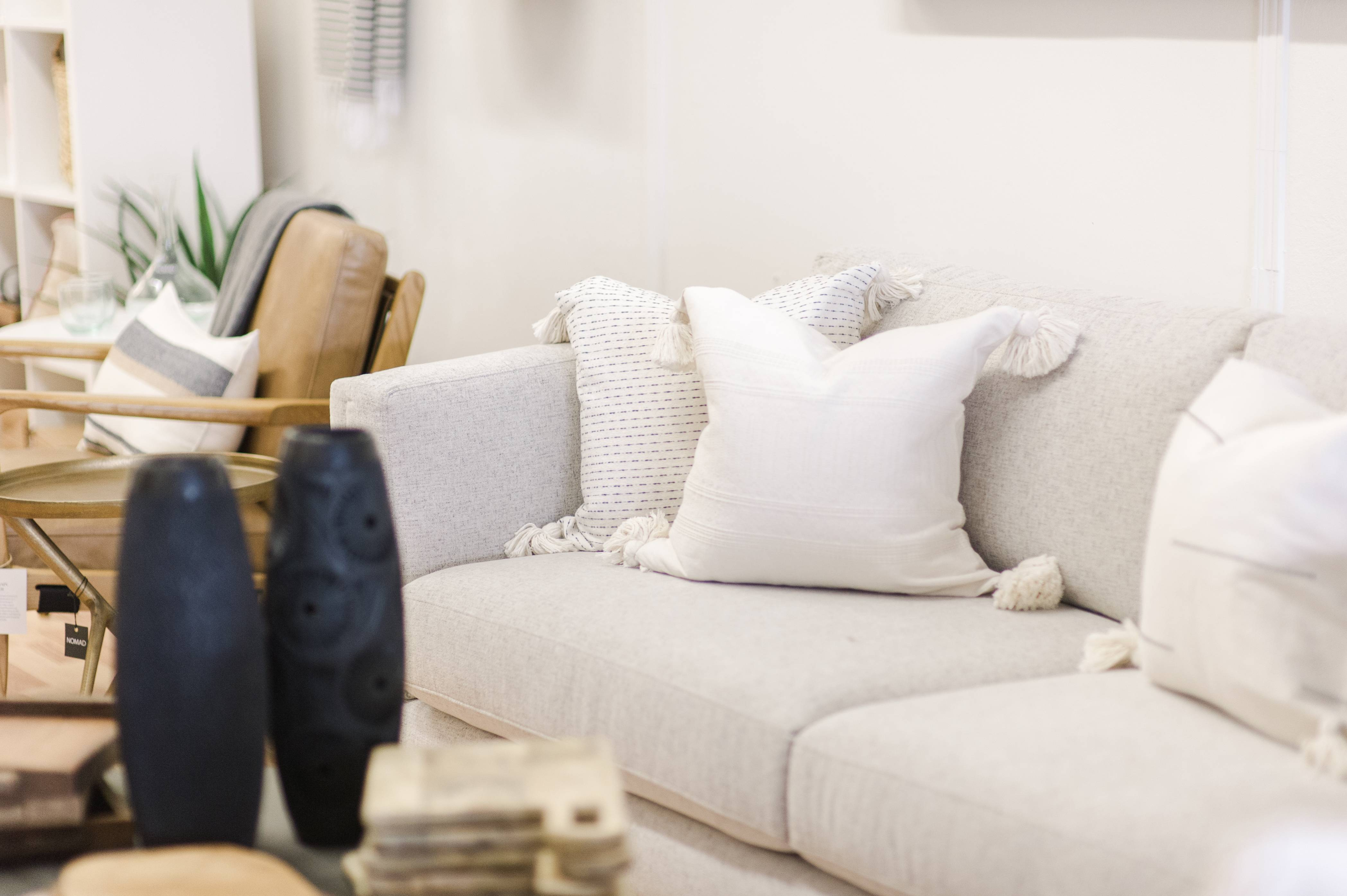 Pillows and Textiles