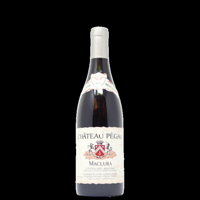 "2017 Château Pégau  ""Cuvée Maclura"" Côtes du Rhône - Rhone Valley, France"