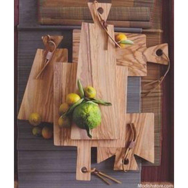 Olive Wood Cutting Board Small