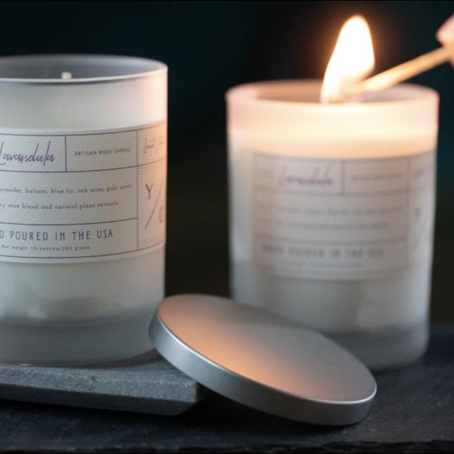 Apothecary Collection Lavenula Candle
