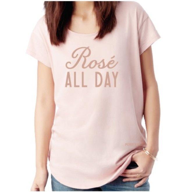 "Perrine's ""Rosé All Day"" T-Shirt"