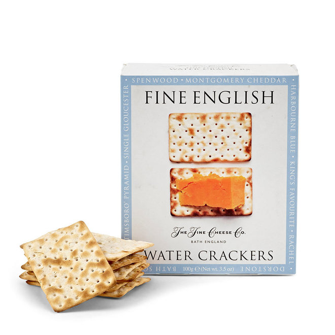 """Fine English """"Water Crackers"""""""