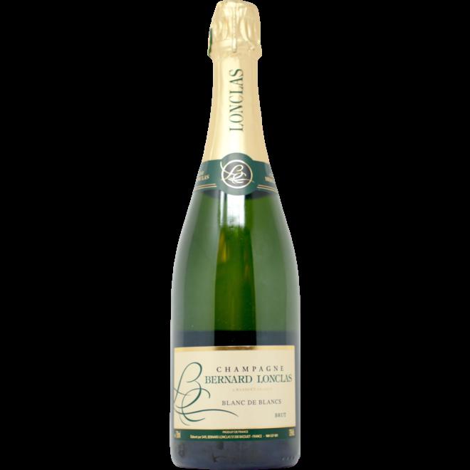 NV Bernard Lonclas Blanc de Blancs Brut - Champagne, France