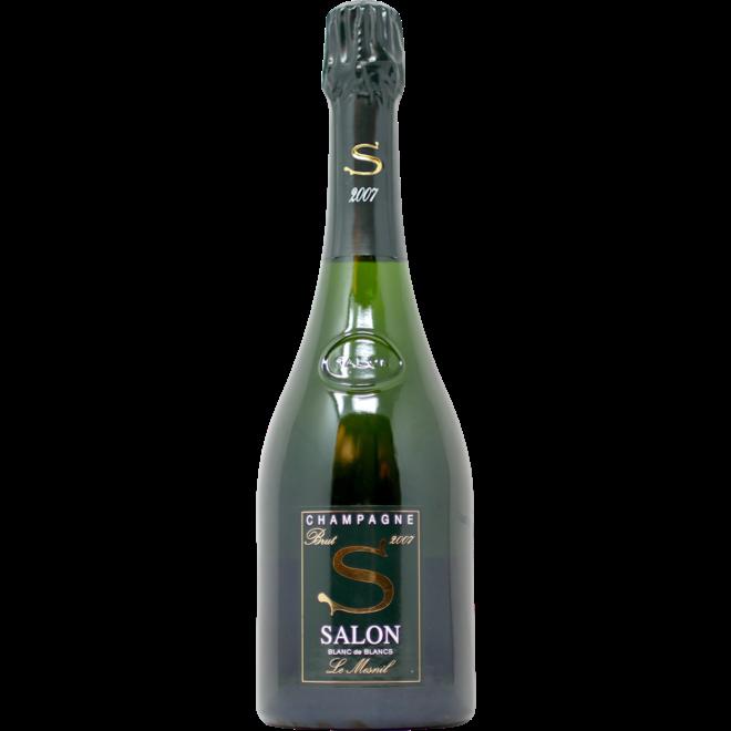 2007 Champagne Salon Blanc de Blancs Brut - Champagne, France