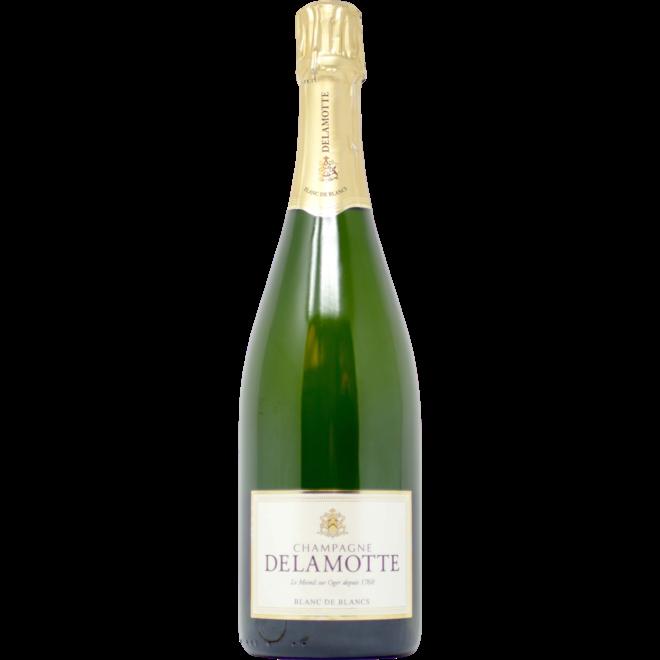 NV Delamotte Brut Blanc de Blancs, Champagne, France