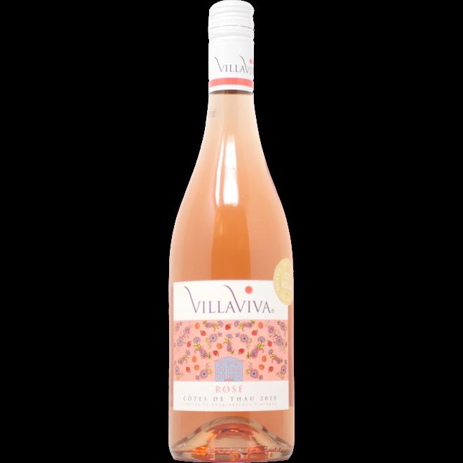 2019 Villa Viva Rose, Cotes de Thau - Languedoc, France