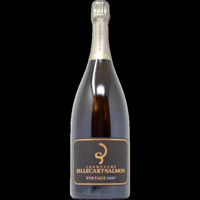 2007 Billecart-Salmon Extra Brut 1.5L Magnum - Champagne, France