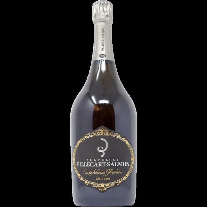 "2002 Billecart Salmon ""Cuvee Nicolas François Billecart"" - Champagne, France 1.5L MAGNUM"