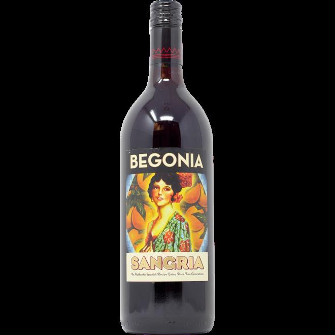 Begonia Sangria 1 Liter