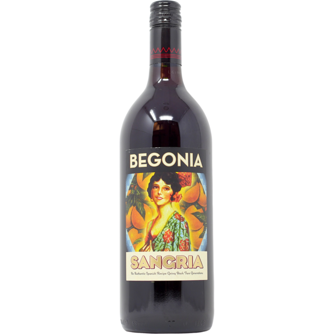Begonia Sangria