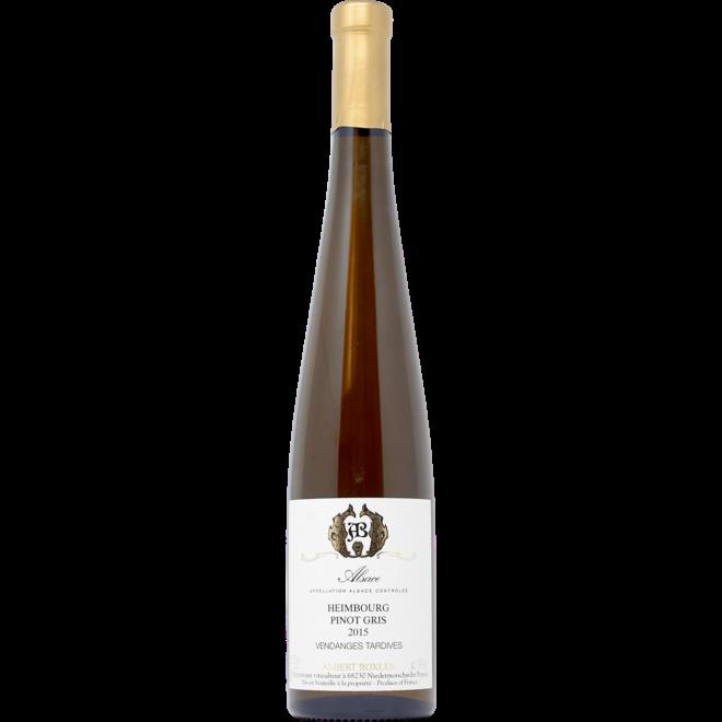 2015 Boxler Pinot Gris Heimbourg VT 500ml