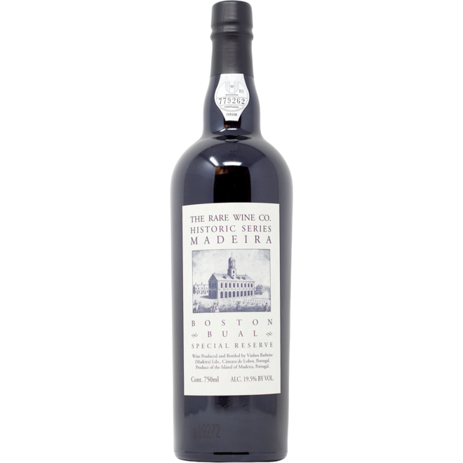 NV Rare Wine Co. Boston Bual Madeira