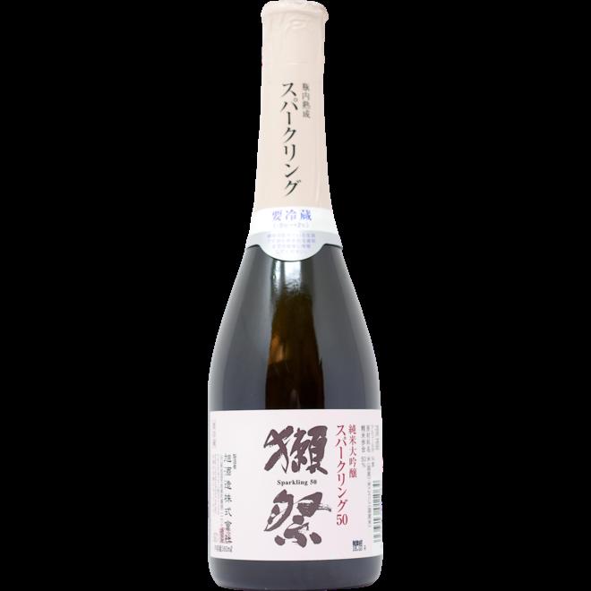 Asahi Shuzo (Yamaguchi), Dassai 50 Sparkling Nigori Junmai Daiginjo Sake 360mL