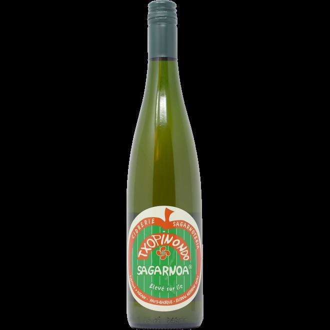 Txopinondo Sagarnoa Apple Cider, Basque, France