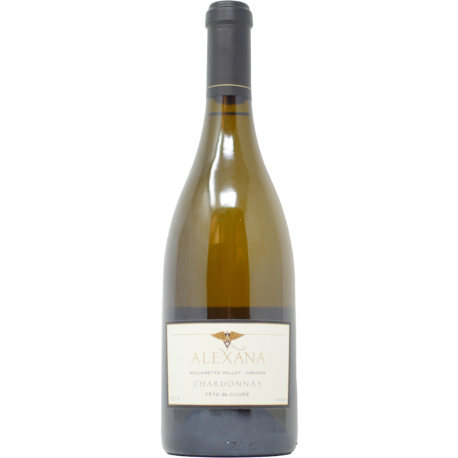 "2014 Alexana Chardonnay ""Tete de Cuvee"", Willamette Valley, Oregon"