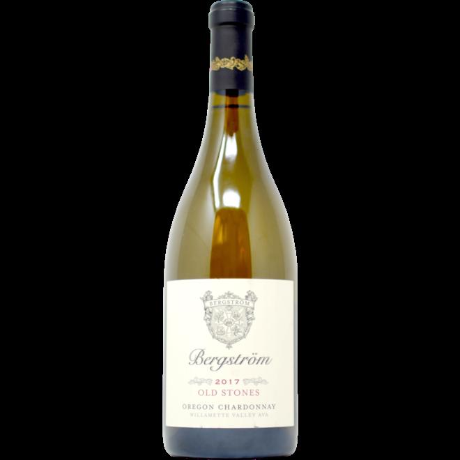 "2017 Bergström ""Old Stones"" Chardonnay, Willamette Valley, Oregon"