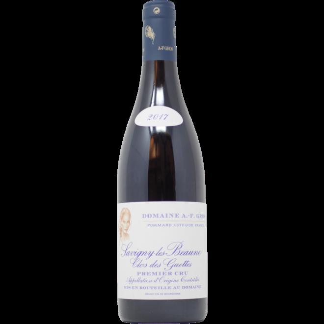 "2017 Domaine A.F. Gros Savigny les Beaune 1er Cru  ""Clos de Guettes"" - Burgundy, France"