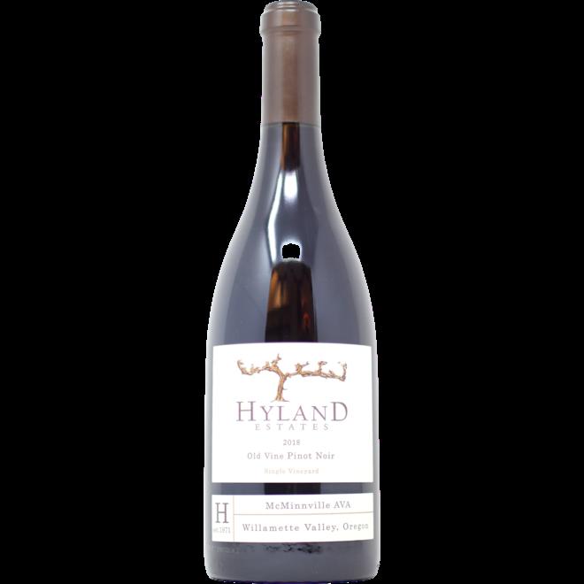 2019 Hyland Estates, Old Vine Pinot Noir, Willamette Valley, Oregon, USA