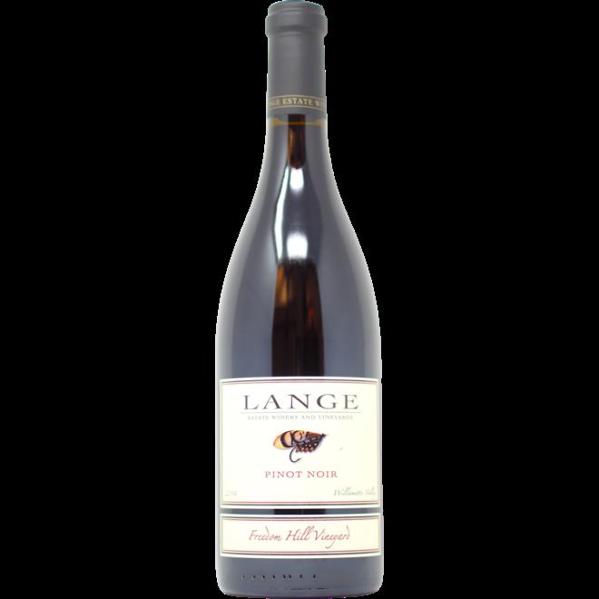 2014 Lange Freedom Hill Pinot Noir