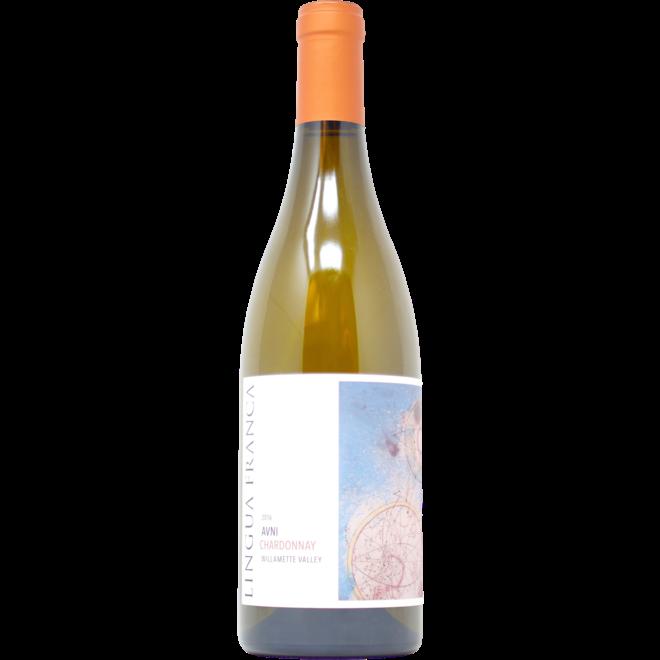 "2017 Lingua Franca  ""AVNI"" Chardonnay - Oregon, USA"