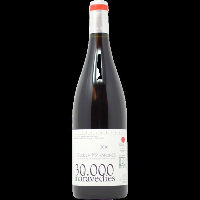 2016 Bodegas Maranones 30,000 Maravedies