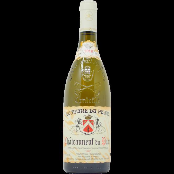 2018 Domaine du Pegau Chateauneuf du Pape Cuvee Reservee Blanc