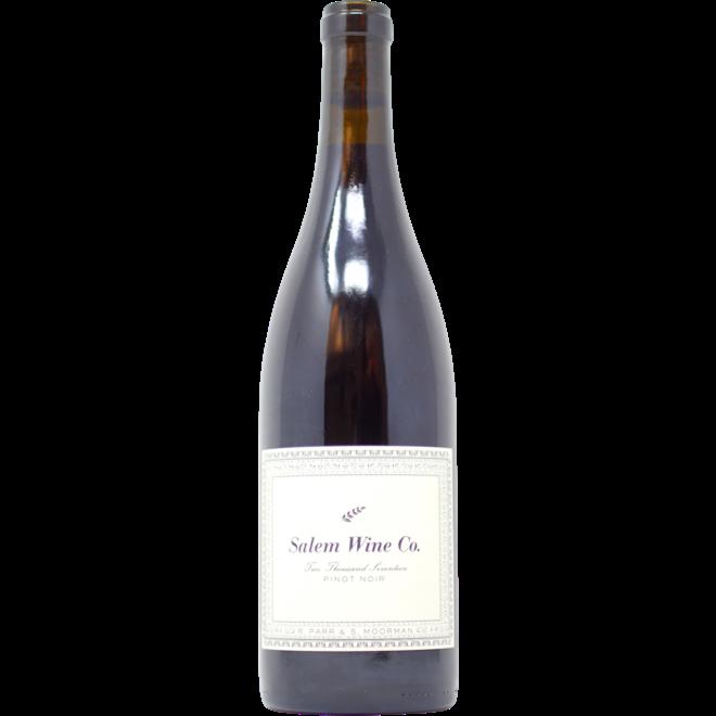 2017 Salem Wine Company Pinot Noir Eola-Amity Hills