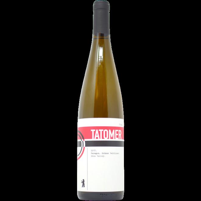 """2017 Tatomer """"Paragon"""" Gruner Veltliner"""