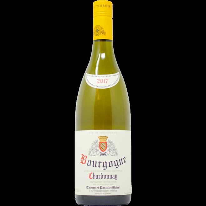 2017 Domaine Matrot, Bourgogne Blanc, Burgundy, France