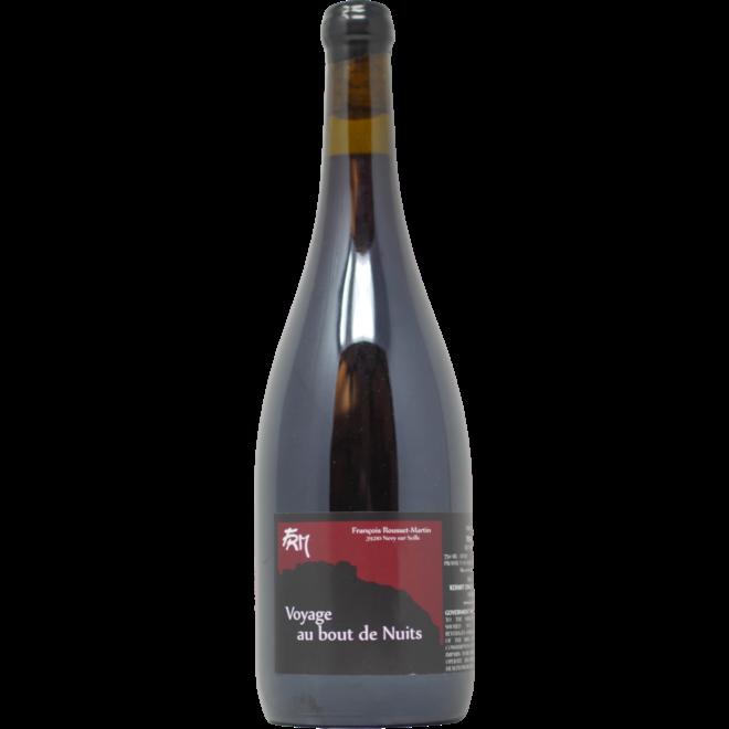 2017 Francois Rousset-Martin  Vin de France Pinot Noir Voyage au bout de nuits