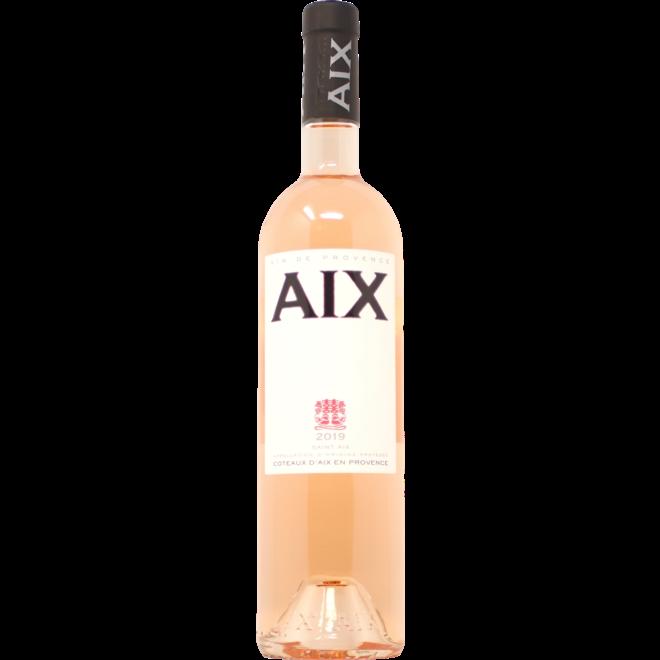 2019 AIX Rosé, Coteaux d'Aix-en-Provence - Provence, France