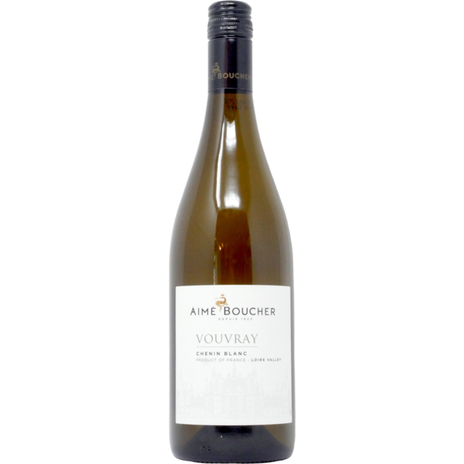 2017 Aime Boucher Vouvray