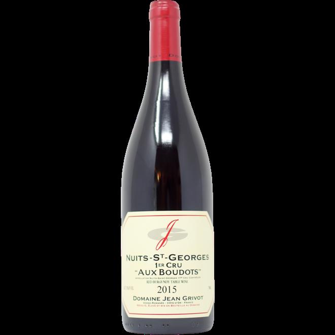 """2015 Jean Grivot Nuits St George 1er Cru """"Aux Boudots"""""""