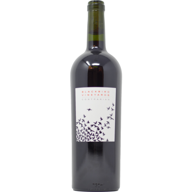 """2013 Blackbird Vineyards """"Contrarian"""" Red Napa Valley - California, USA"""