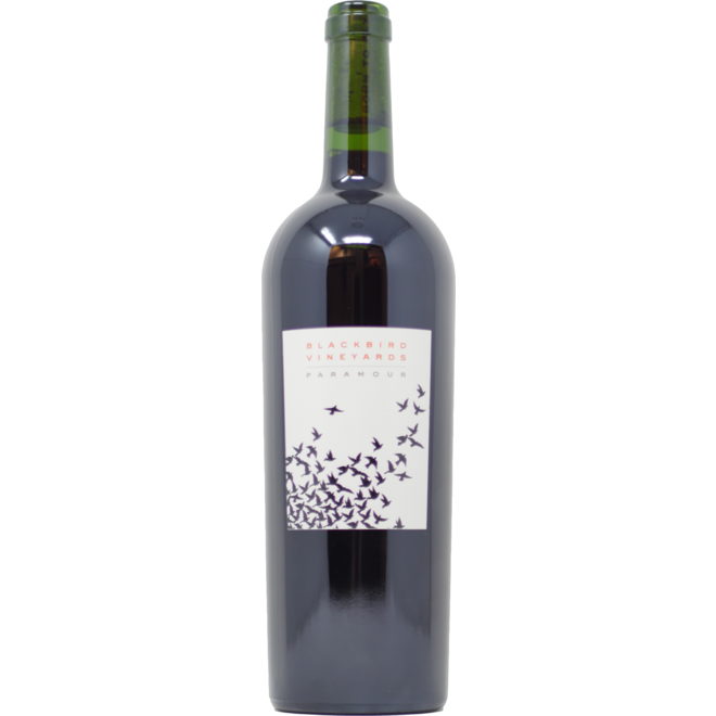 "2011 Blackbird Vineyards ""Paramour"" Red Napa Valley - California, USA"