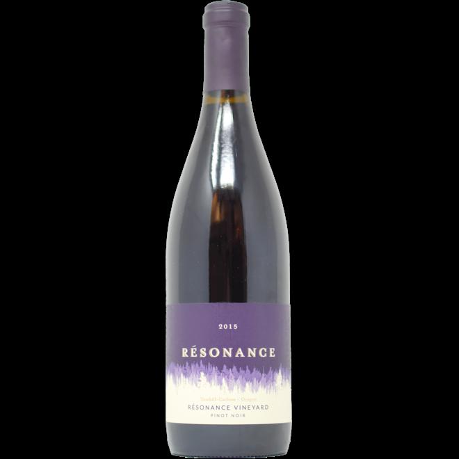 "2015 Resonance, ""Resonance Vineyard"" Pinot Noir, Yamhill Carlton, Oregon, USA"