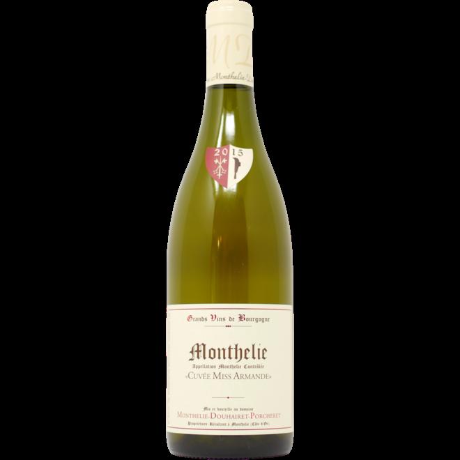 2015 Douhairet Porcheret Monthelie Blanc Cuvee Miss Armande