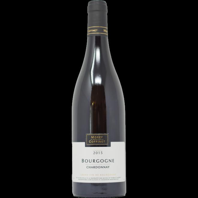 2015 Domaine Morey Coffinet Bourgogne Blanc