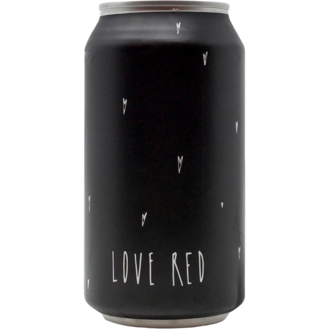 2018 Broc Cellars Love Red Can, Individual 355ml (can format)