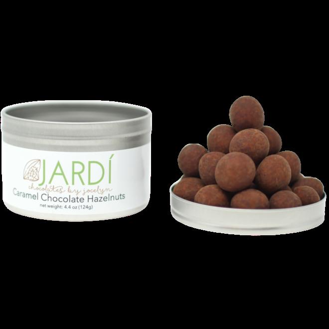 Jardi Caramel Chocolate Hazelnut