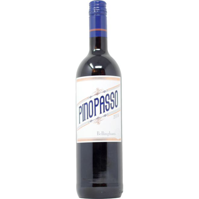 2016 Bellingham 'Pinopasso' Pinotage - South Africa